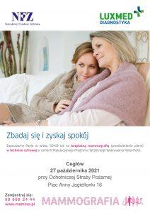 Mammografia w Cegłowie